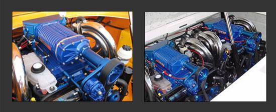 Whipple 525 EFI Supercharger Kit