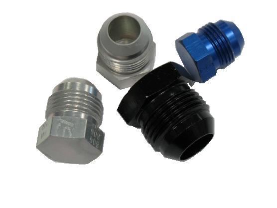 Aluminum AN Plugs
