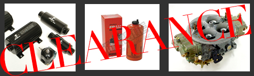 Fuel System Parts / Accessories