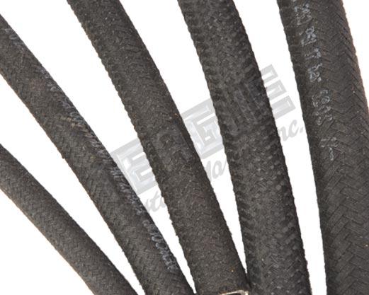 Aeroquip Cloth Braided Hose