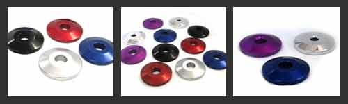 Billet Aluminum Washers