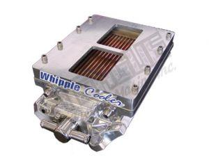 Low-profile intercooler WHIPPLE GM 71 Series (STD Deck)