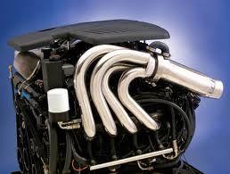 496 SPORT TUBE Headers Kit - Corsa