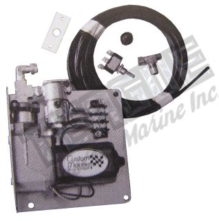 CMI Air Pump / Line Kit w/ Switch