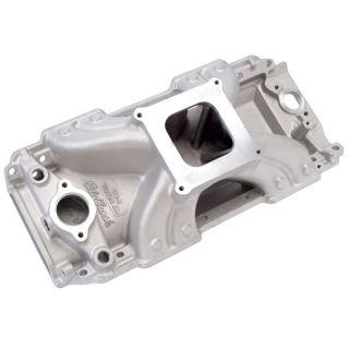 Victor Jr. 454-R Intake Manifold Big-Block Chevy 4150 SD
