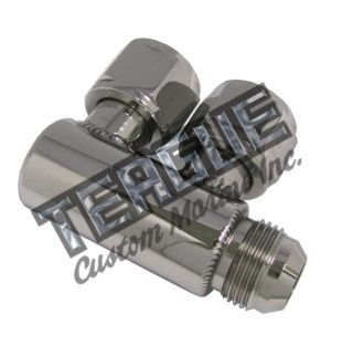 -12 Crossover Whipple Intercooler Outlet
