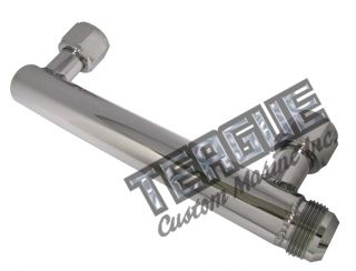 -16 Crossover Whipple Intercooler Inlet