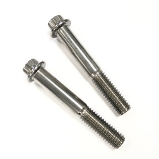 3/8-16 x 2.500 12pt Stainless Steel bolts