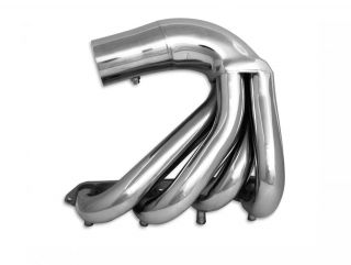 CMI 454/502 E-TOP Headers -  Polished KIt