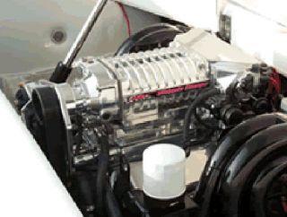 502 Mag MPI MEFI1 V-Belt 93-97 Stg 1 Polish