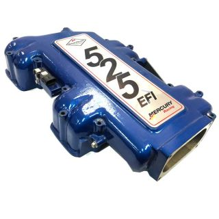 PLENUM ASY (BLUE) 525 efi (USED)
