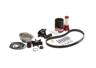 Mercury 300 Hour Maintenance Kit, L6 Verado S/N 2B144122 & Below (without Anodes)