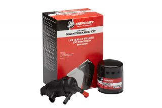 Mercury 100 Hour Maintenance Kit, 175-300 HP V6 and V8 FourStroke