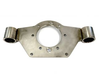 M8 U-Joint Support Mounting Plate