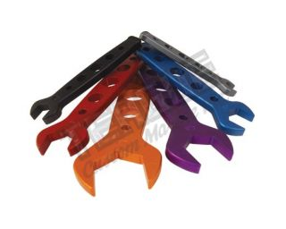 ALUMINUM AN WRENCH SET
