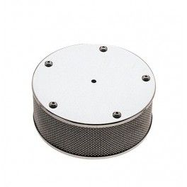 """Picture of Gaffrig Single flame arrestor, SS, 4150, 8""""W x 5""""T"""