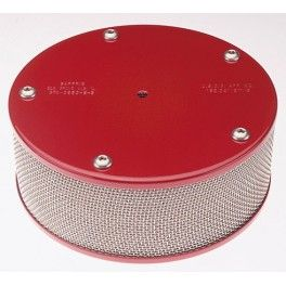 """Picture of Gaffrig Single flame arrestor, SS, 4150, 10""""W x 3""""T"""