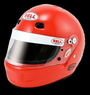 BELL SPORT FULL FACE HELMET - ORANGE