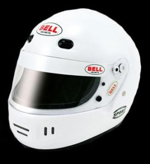 BELL SPORT FULL FACE HELMET - WHITE