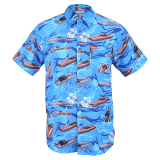 Teague x Dixxon Short Sleeve Shirt Men's Shirt
