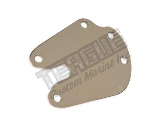 TCM SS EXHAUST BLOCK OFF PLATE
