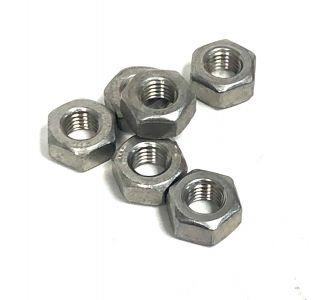 "1/4""-28 S.S. Hex Nut"