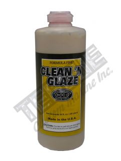 Formula Five Clean and Glaze
