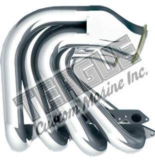 CMI GEN-X Headers - (Mercury Sweeper Replacement)