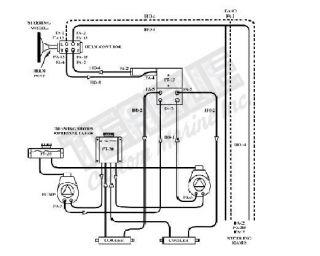 Hose Kit Dual SSM VI's, Dual Pump