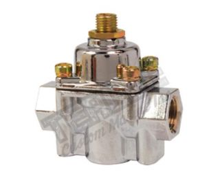 "2 PORT REGULATOR 1/2"" NPT"