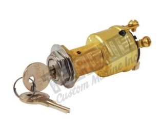 Ignition Key Switch - 4 Position
