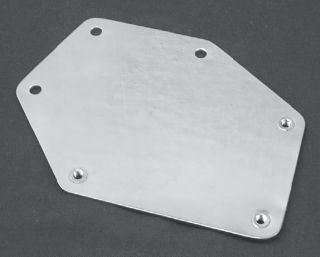 Shift Bracket Mounting Plate, Starboard Side