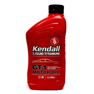 Kendall 40WT-GT-1 Motor Oil