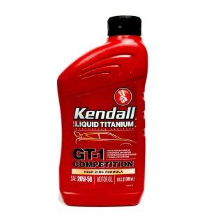 Kendall 20-50WT Motor Oil