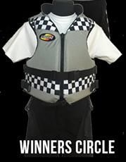Competition Vest #172 - WINNERS CIRCLE