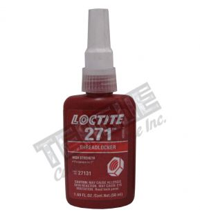 271 LOCTITE Red 50ml