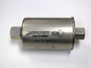 Mercury Racing Fuel Filter In-Line
