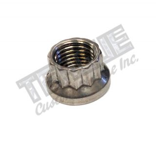 Whipple MOAC Intake SS Nut