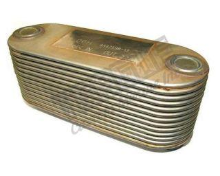 Oil Cooler 13 Plate for Bell Housing