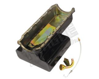 Oil Pan Gen V/VI, Black 14Qt