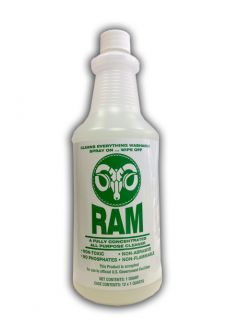 RAM ALL PURPOSE CLEANER 1qt