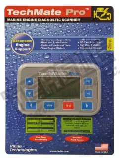 Scan Tool for EFI Systems TechMate PRO