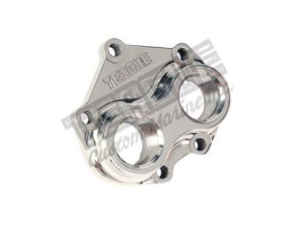 Picture of Billet Aluminum Sea Pump Backing Plate