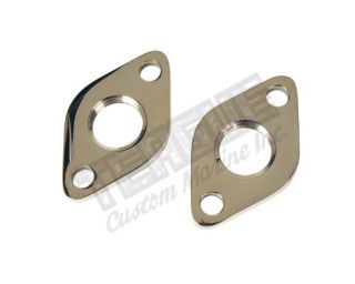 "Water Inlet Plates, BBC, 3/4""NPT (sold in pairs)"