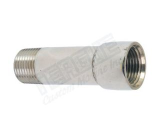 Stainless Steel Extention 1/2mpt  X 1/2fpt long