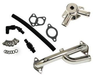 "1 1/4"" Push Crossover Kit with Bypass"