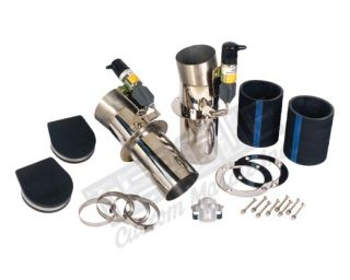 ST-450 SWITCHABLE EXHAUST