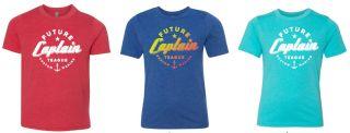 Teague Future Captain Youth T-Shirt