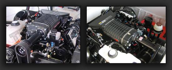 Teague Custom Marine | Whipple 496 Supercharger Kit