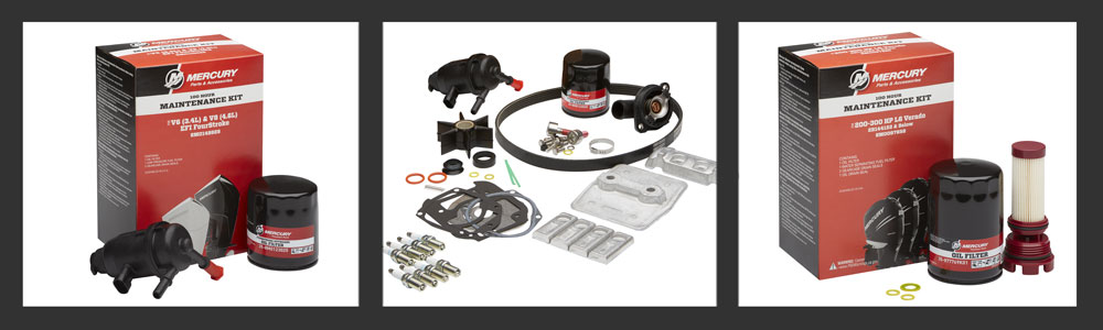 Mercury Outboard Maintenance Kits